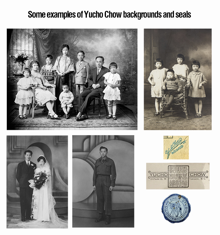 Yucho Chow photos and postcards
